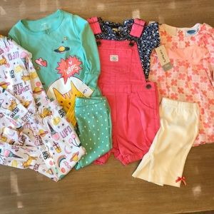 NWT Baby girls 12 month bundle